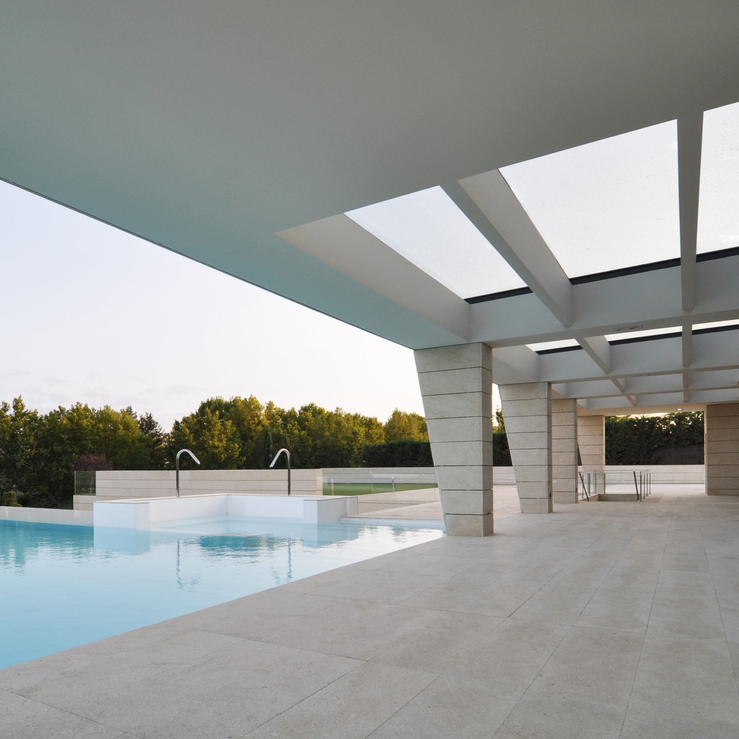 arquitectura residencial madrid